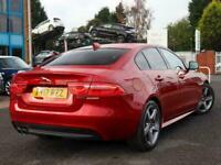 2017 Jaguar XE 2.0d [180] R-Sport 4dr Auto Saloon Diesel Automatic