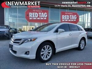2015 Toyota Venza 4DR WGN AWD   - Certified - $100.88 /Week - Lo