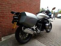 2015 BMW R1200 RS-MRA SCREEN- R&G RAD GUARD-CENTRE STAND- BMW SIDE PANNIERS