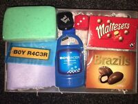 Boy Racer gift set