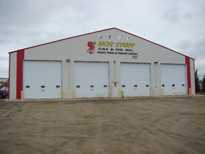 Commercial Shop in Cabri, Sask. for Lease or Sale