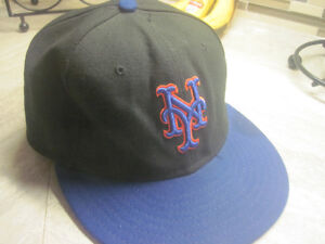 New Yort Mets fitted cap (size 7)