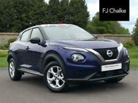 2020 Nissan Juke 1.0 DIG-T Acenta DCT Auto (s/s) 5dr Automatic SUV Petrol Automa