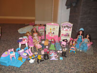 Barbie Assortment for $20 for all in the pictures