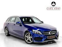 Mercedes-Benz C Class C220d AMG Line 5dr Auto Estate Diesel Automatic