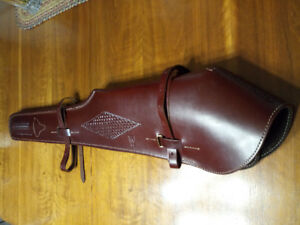 Triple K 117 Adjustable Rifle Scabbard-Gun Case