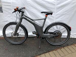 Vélo électrique smart