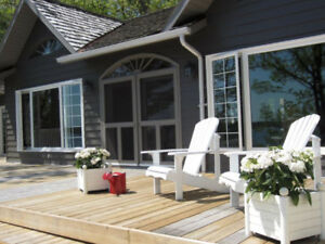 Lake Muskoka 2 cottages-one property close to Port Carling