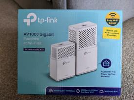 TP-Link TL-WPA7510 Powerline Adapter Kit