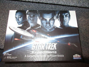 Star Trek Expeditions + expansion in one box