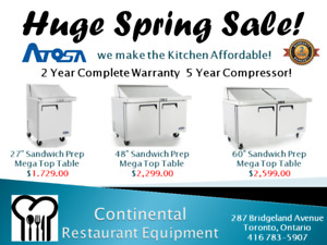 New and Used Restaurant Equipment Service