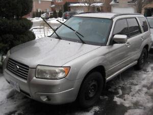 2006 Subaru Forester 2.5XS Wagon