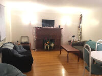 One Furnished Bedroom Available For Rent!