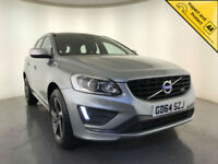 2015 VOLVO XC60 R-DESIGN LUX NAV D4 DIESEL AUTOMATIC 1 OWNER SERVICE HISTORY