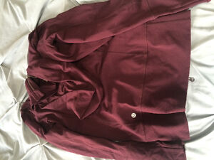 BARELY USED LULULEMON CLOTHING Kitchener / Waterloo Kitchener Area image 2