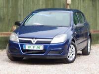 Vauxhall/Opel Astra 1.8i 16v auto 2004.5MY Club