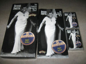 Bessie Smith-Complete Recordings Vol. 2-CASSETTE box set