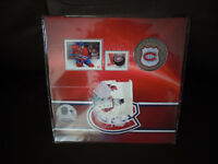 Montreal Canadiens Coin & Stamp Set