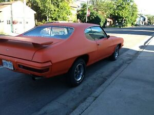 1972 Lemans/GTO for sale-need to sell asap