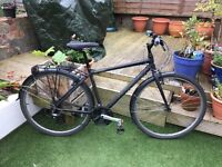 Ridgeback Speed 2015 Commuter Hybrid Bike