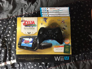 Nintendo WiiU Wind Waker HD Edition 32GB