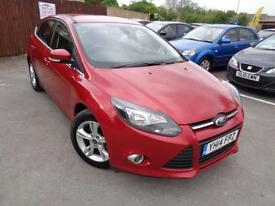 2014 Ford Focus 1.6TDCi ( 115ps ) Zetec