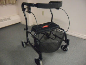 NEXUS 1 and 3 ROLLATOR WALKERS small size LIKE NEW 416-483-1730