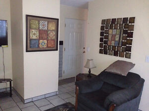 Bus Route 151 to NAIT  Furnished 1 Bedroom Suites