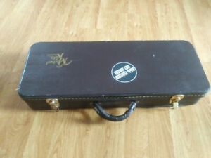 Used hardcover mandolin case