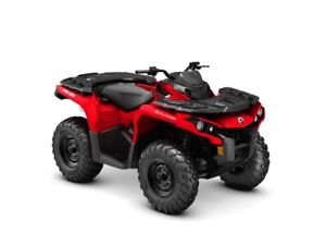 2018 Can-Am Outlander 650