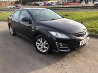 2011 Mazda 6 1.8 Sakata -FSH -New Mot - 115000 Miles