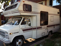 Looking for motor for 1984 Chevy Citation Motorhome