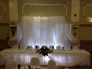 Wedding Linen and Decor Rentals