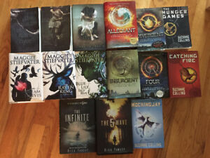 Great Book Collection - Various Young Adult Series