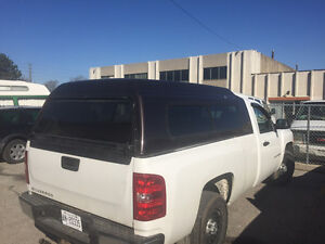 Raider 8ft Truck Cap