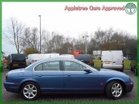 2005 (05) Jaguar S-Type 2.7D V6 SE Automatic