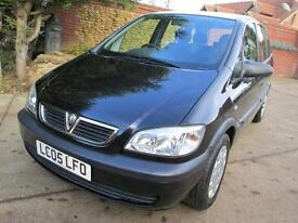 Vauxhall/Opel Zafira 1.6i 16v ( a/c ) Club 1 Previous Owner 59K **SOLD**