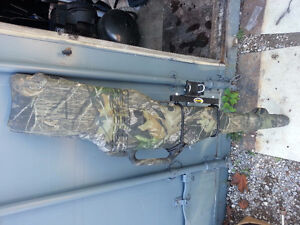 KOLPIN camo GUN boot with Quadrax Mount for your ATV!