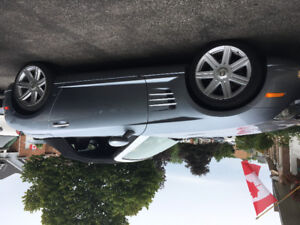 2005 Chrysler Crossfire Ltd Convertible
