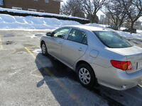 COROLLA 2010  NO ACCIDENT  ONE OWNER  POWER WINDOW / TRUNK 82-K City of Toronto Toronto (GTA) Preview