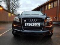 Audi Q7 3.0TDI S Line - Quattro - Low Mileage 4x4 - PLEASE READ THE AD