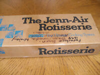 Jenn-Air A310 Rotisserie. Never Used.