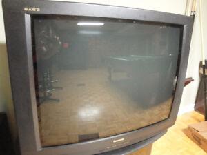"PANASONIC 36"" GAOO TV (COLOUR) INCLUDING STAND"