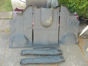 1973-1977 a body trunk and front floor pan