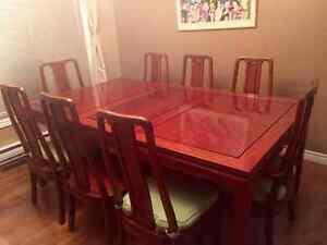 Hong Kong made Rose Wood Furniture Set