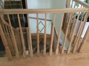 Barreaux  pour escalier