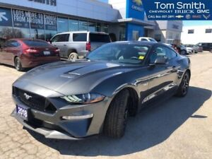 2018 Ford Mustang GT Fastback   - Bluetooth - 5.0L