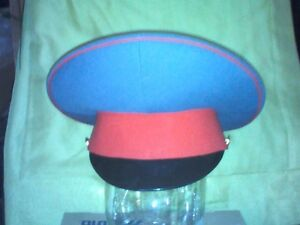 Russian Police Officer Hat/Heartbeat Thrift Store/BayView Mall Belleville Belleville Area image 1