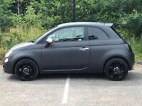 Fiat 500 1.2 Matt Black 3dr PETROL MANUAL 2011/61