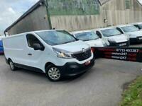 2014 Renault Trafic LL29dCi 115 Business Van Panel Van Diesel Manual